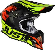 safest motocross helmet just1 j12 dominator yellow blue motorcycle helmets u0026 accessories