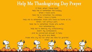 thanksgiving prayer miss r s 3rd grade class