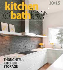 kitchen u0026 bath design news free kitchen bath design news magazine