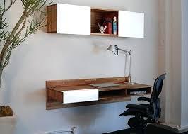 Corner Shelf Desk Desk Ten Best Space Saving Floating Desks Roundup Apartment