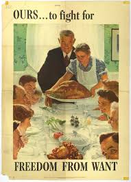 thanksgiving posters world war ii historic poster collections special collections