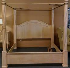 Napa Bedroom Furniture by Bernhardt King Poster Bed Delmarva Furniture Consignment