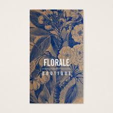 50 000 floral business cards and floral business card templates