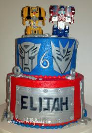 transformers cakes chattanooga cleveland dayton wedding birthday cakes