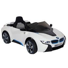 bmw i8 car bmw i8 concept car 6 volt battery powered ride on walmart com