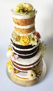Wedding Cake No Icing Marnie Searchwell Gluten Free Wedding Cakes Wheat Free Wedding