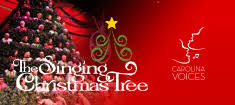 the singing christmas tree for kids blumenthal performing arts