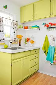 Decoupage Kitchen Cabinets 25 Ideas For Kitchen Cabinet Makeovers Midwest Living