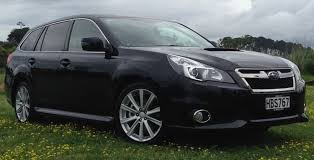 subaru legacy gt spec b premium wagon 2013 new car review trade me