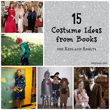 14 semi last minute book themed costume ideas