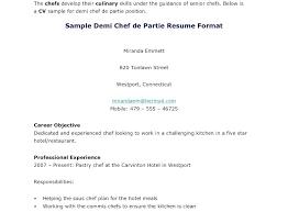 cv second de cuisine resume exles for teenagers resume resume exles for