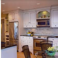 kitchen microwave ideas best 25 microwave above stove ideas on built in