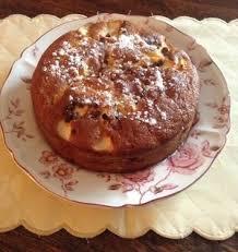 cuisine gateau aux pommes gâteau aux pommes et pépites de chocolat recette iterroir
