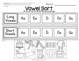 brilliant ideas of kindergarten long vowel worksheets in summary