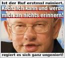 Roland Koch und seine Leidenschaft für rechte WählerInnen - 204895