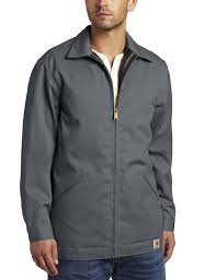 amazon com carhartt men u0027s big u0026 tall twill work jacket work