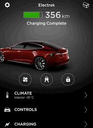 tesla releases new mobile app update with battery preconditioning