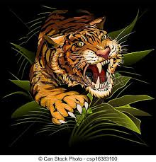 the tiger the tiger in the in the midnight