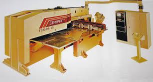 strippit turret machine photo gallery