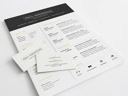 free minimal resume psd template free minimal resume design psd creative sofa