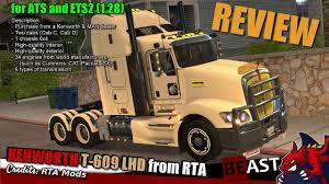 kenworth dealer ets2 u0026ats truck mod