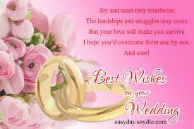 best wishes for wedding 12 wonderful wedding wishes messages pictures