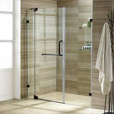 Large Shower Doors Large Glass Shower Door Hardware Home Ideas Collection Glass