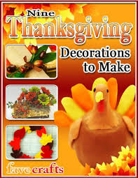 9 thanksgiving decorations to make ebook favecrafts