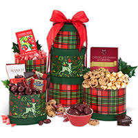 gift basket ideas for christmas christmas gift baskets by gourmetgiftbaskets