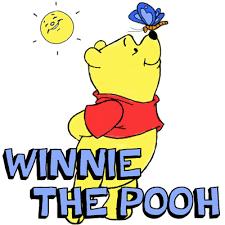 pooh bear cartoon characters cartoon simplepict