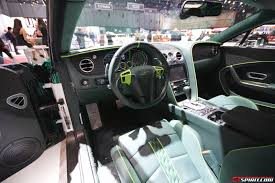 bentley inside 2015 geneva 2015 mansory continental gt race gtspirit
