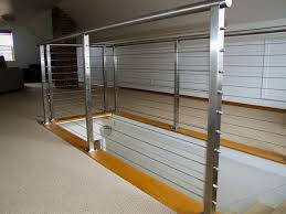 Cable Banister Rainier Stainless Steel Cable Railing Free Estimate