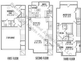 narrow lot 2 story house plans sweet looking three story house plans for narrow lot 6 building
