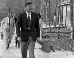 president kennedy and john f kennedy jr photos john f