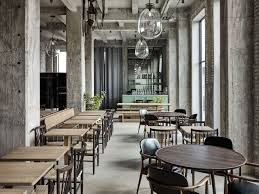 find out why we love industrial style restaurants so much