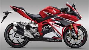 honda cbr range honda cbr 250rr super bike 2018 youtube