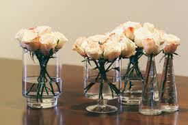 home wedding decoration ideas romantic white and purple flower