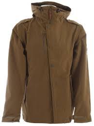 holden outerwear logo holden oswald snowboard ski jacket olive mens sz s ebay