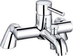sterling century bath shower mixer chrome ce8001