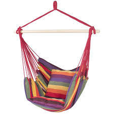 Patio Swing Chair by Hammock Hanging Chair Porch Swing Seat Patio Camping Portable