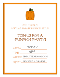 31 days of halloween pumpkin party with printables