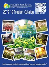 sunlight supply 2015 16 catalog by sunlight supply issuu