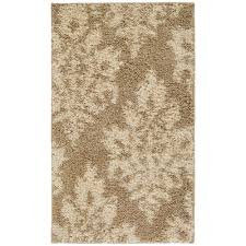 Neutral Area Rugs Home Decorators Collection Meadow Damask Neutral 5 Ft 3 In X 7