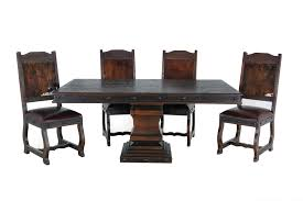 round table grand ave dining sets the rustic mile