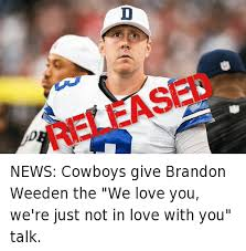 Brandon Weeden Memes - 25 best memes about brandon weeden and cowboy brandon weeden