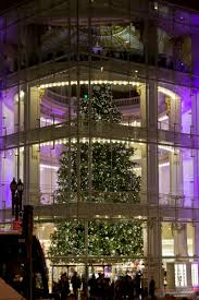 christmas tree of neiman marcus from outside wandering dragonfly