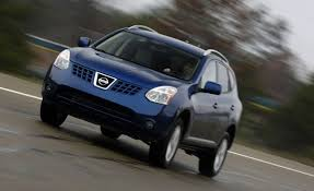 Nissan Rogue 2010 - 2009 nissan rogue review reviews car and driver