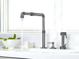 kraus kitchen faucet single handle pull down kitchen faucet kraus