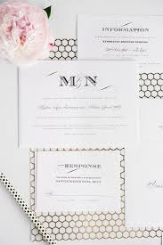 Elegant Wedding Invitations Ornate Elegant Wedding Invitations In Black And White U2013 Wedding