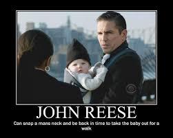 Reese Meme - john reese by screw this naming on deviantart